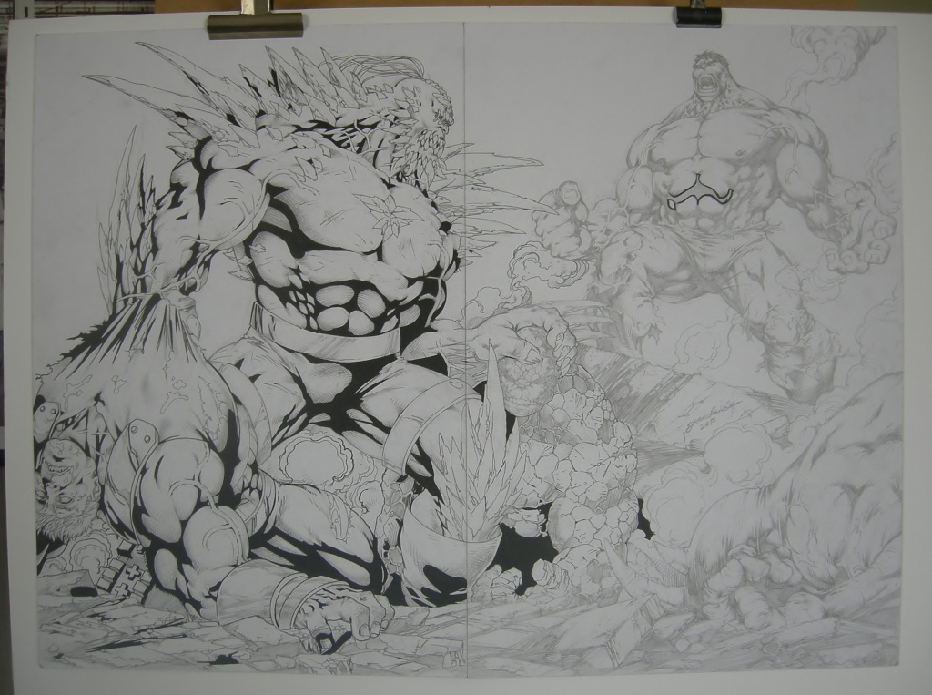 GREEN GALLERY - Page 2 Jose_luis_WIP_1