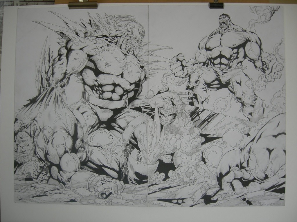 GREEN GALLERY - Page 2 Jose_luis_WIP_2