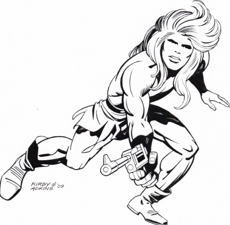 GREEN GALLERY Kamandi-dan-askins