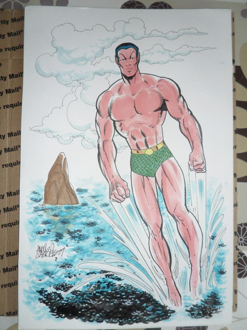 GREEN GALLERY - Page 2 Namor_submariner_angel_gabriele