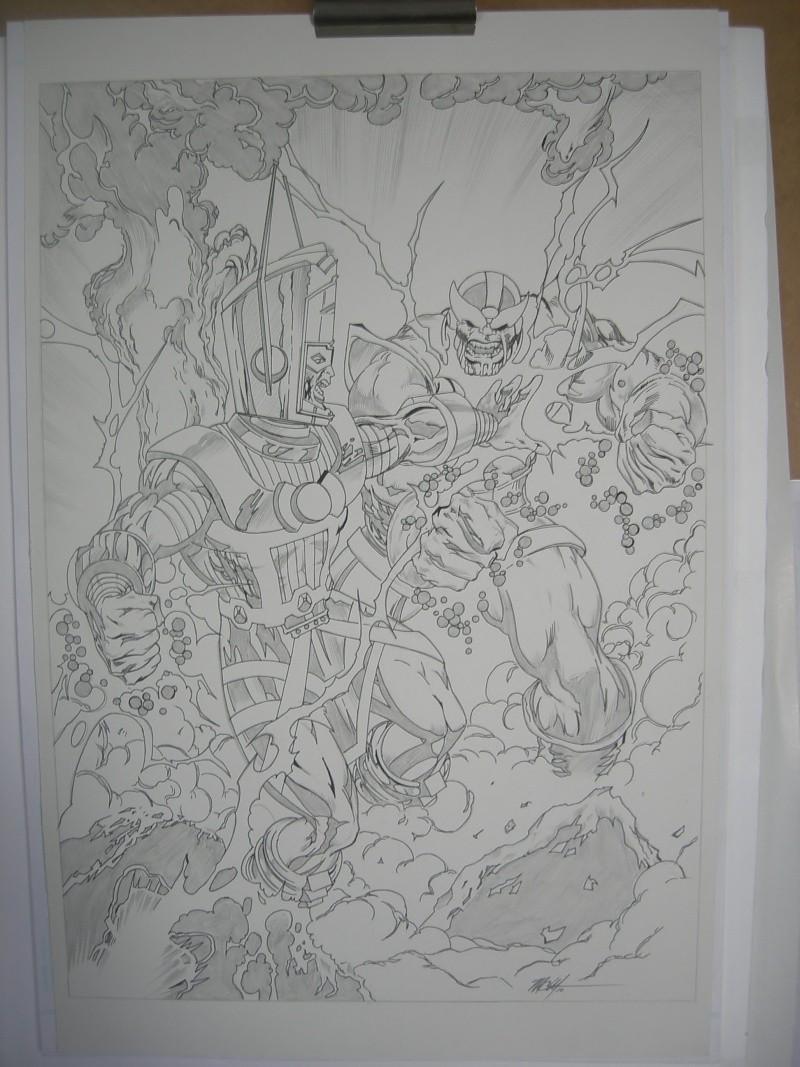 GREEN GALLERY - Page 2 Thanos_vs_galactus_Mc_Wyman