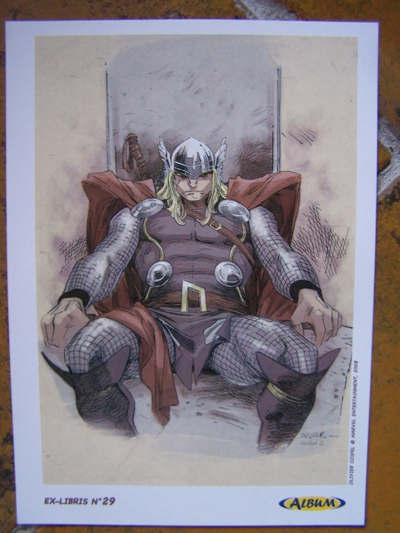 GREEN GALLERY Thor_par_Coipel__2