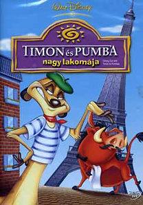 Timon és Pumba nagy lakomája TN6_F1197