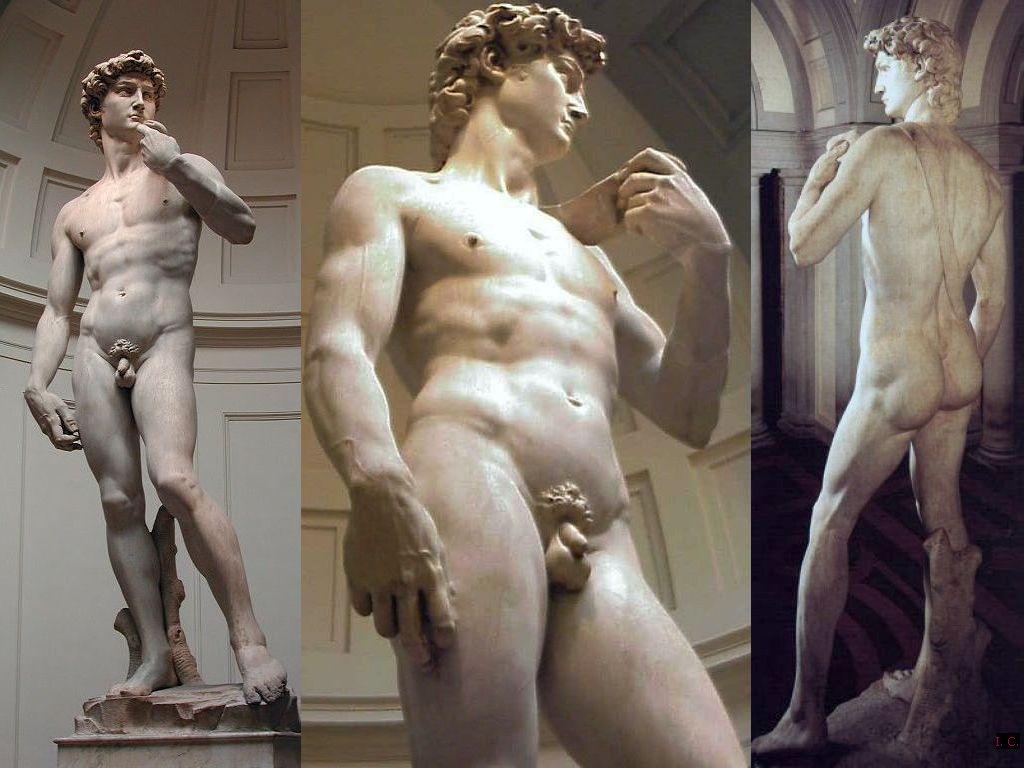 Michelangelo Buonarroti Michelangelo-david-1504-3-views