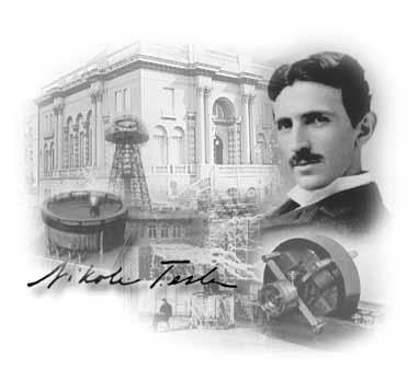 Nikola Tesla Naslovna