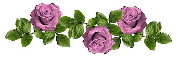 Bon samedi Rose-mauve