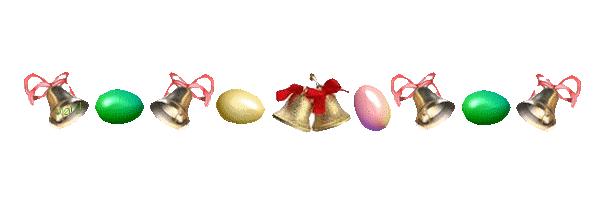 Joyeuses Pâques Oeuf-et-cloche