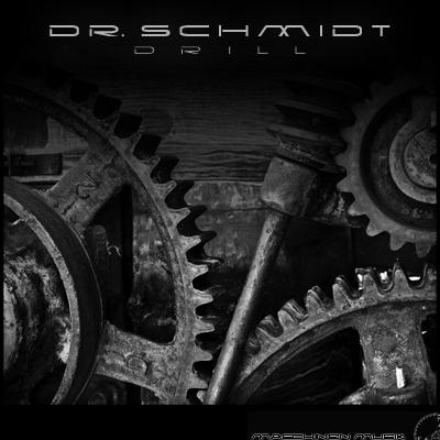 OUT NOW: Dr. Schmidt - Drill [Maschinen Musik 25] MM25-400x400