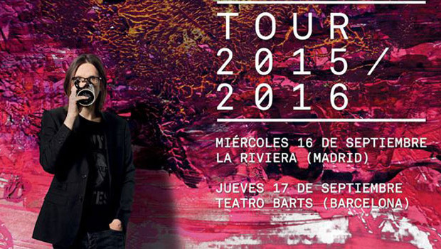 Steven Wilson en España Steven-wilson-en-espa%C3%B1a-620x350
