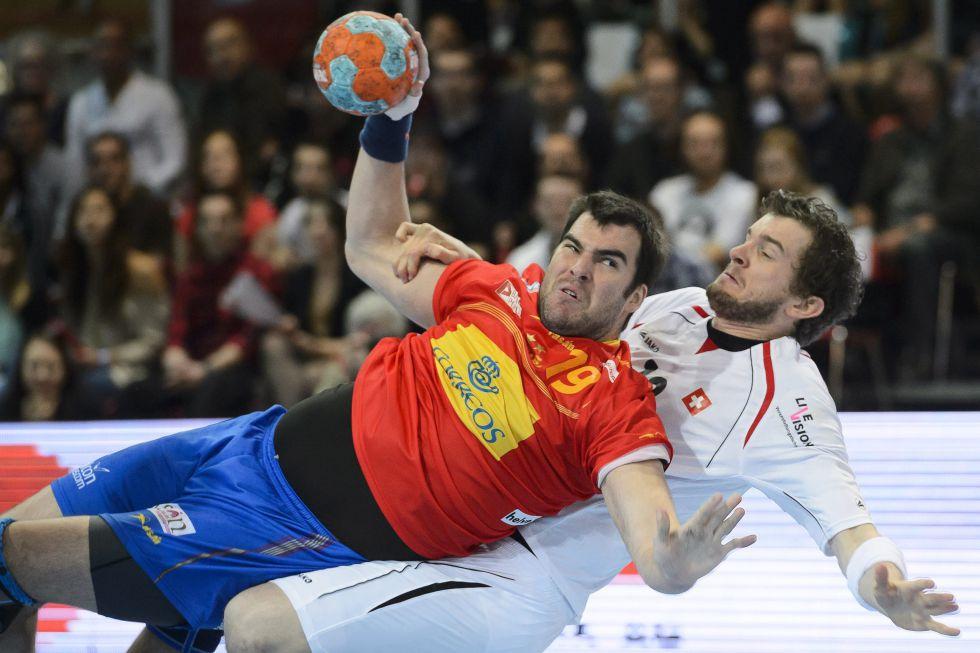 Selección Nacional masculina de Balonmano 1413991317_211734_1413991945_noticia_grande