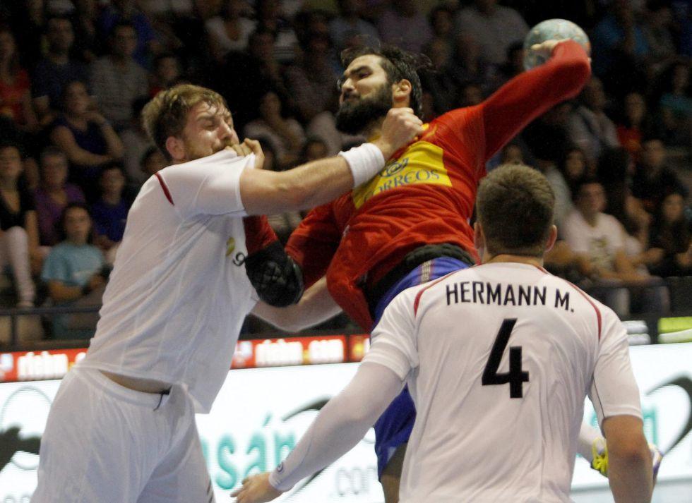Selección Nacional masculina de Balonmano 1414620143_357594_1414620208_noticia_grande