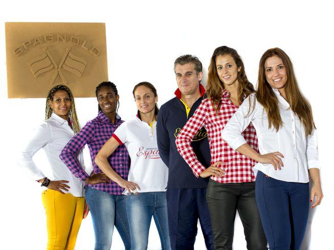 Selección Nacional femenina de Balonmano 2015 1417535860_632368_1417536136_noticia_grande