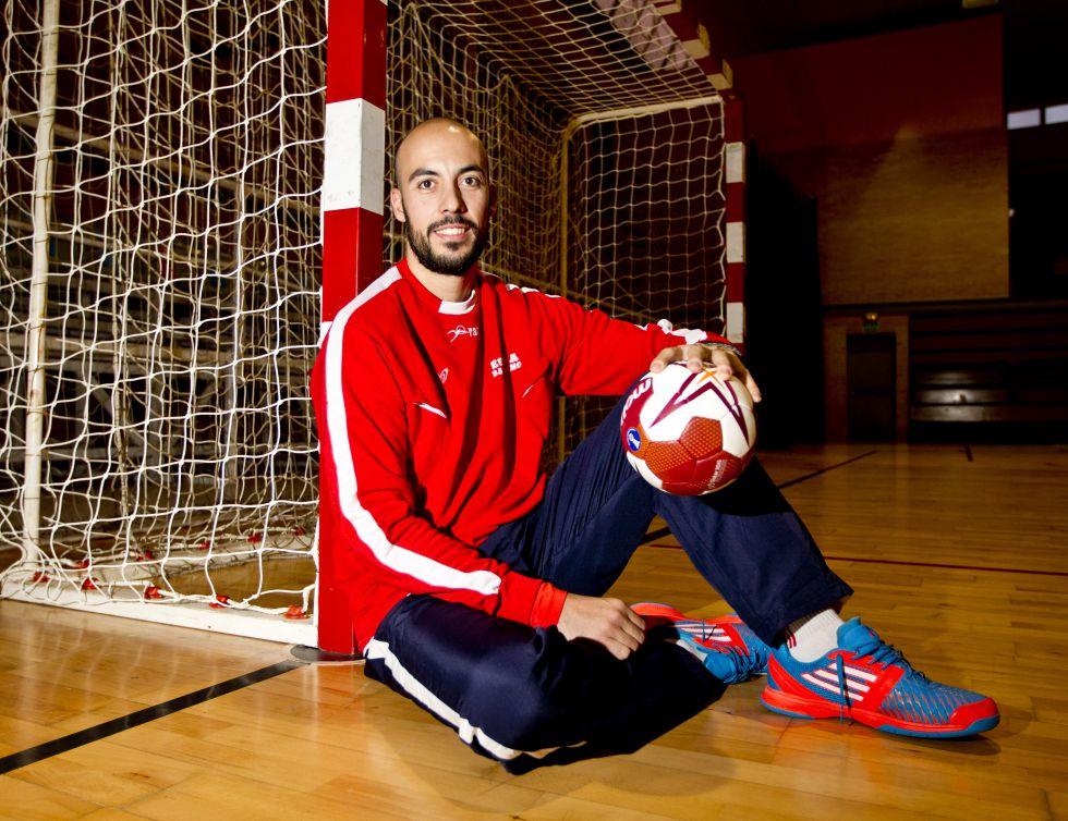 Selección Nacional masculina de Balonmano 1419738725_110064_1419738880_noticia_grande