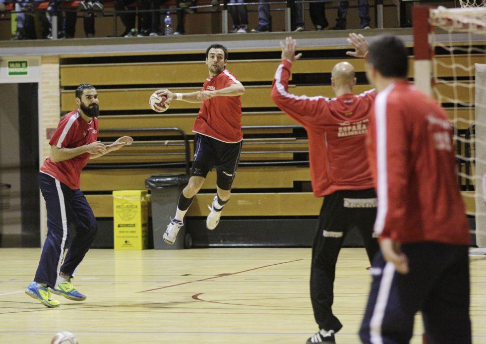 Selección Nacional masculina de Balonmano 1419877119_879479_1419877227_noticia_grande