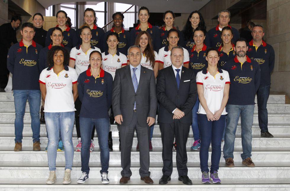 Selección Nacional femenina de Balonmano 2015 1426881798_904722_1426881925_noticia_grande
