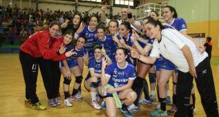 Liga Femenina balonmano 2015 1431814809_651251_1431815002_noticia_grande
