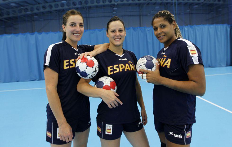 Selección femenina Balonmano 2016 1457460908_649902_1457461419_noticia_grande