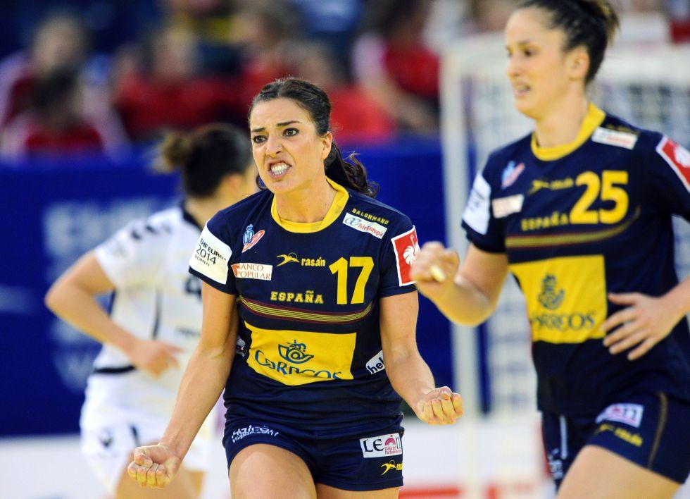 Selección femenina Balonmano 2016 1457553293_502183_1457553619_noticia_grande
