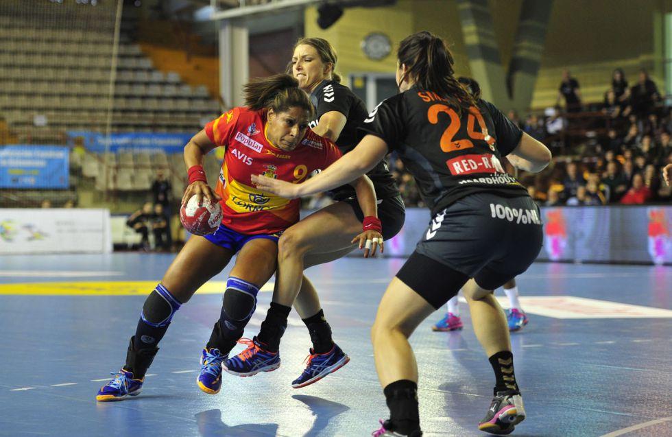 Selección femenina Balonmano 2016 1458406154_529670_1458406239_noticia_grande