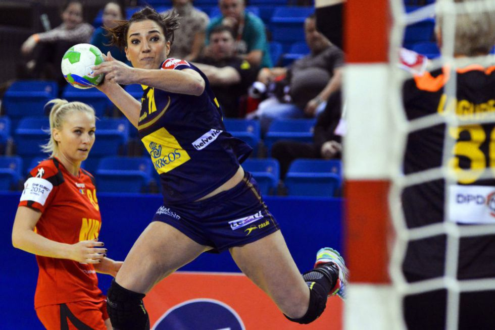 Selección femenina Balonmano 2016 1458502026_490551_1458502373_noticia_grande