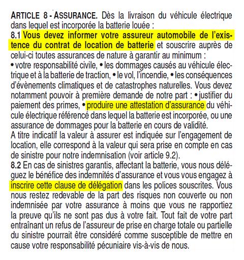 Assurance, besoin de vos avis - Page 2 Assurance