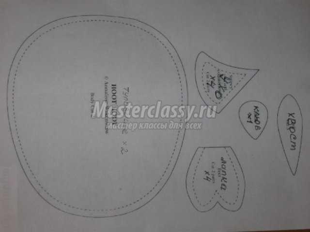 Интерьерная игрушка Сова 1361752812_0-002