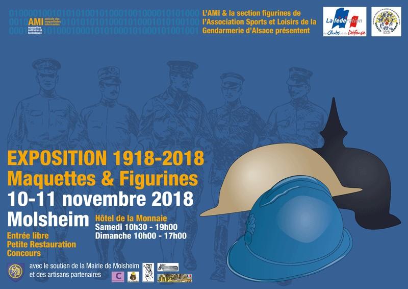 EXPO DE L' A.M.I le 10/11 NOVEMBRE MOLSHEIM (67) EXPO-2018_FR%201