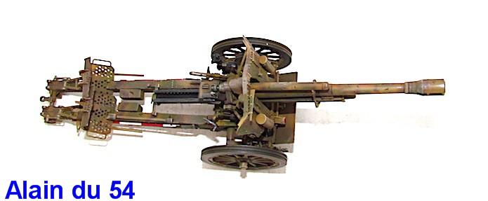 German 10.5cm LeFH18M Howitzer 1/35 AFV club IMG_2492