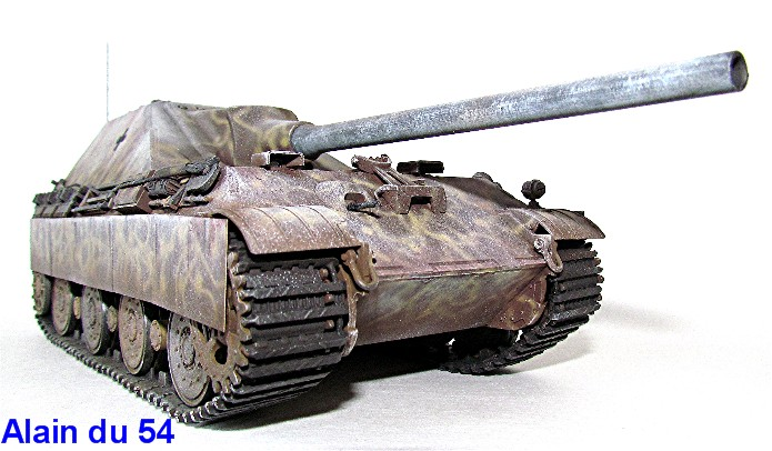Jagdpanther II Amusing Hobby 1/35 IMG_5110