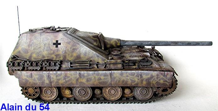 Jagdpanther II Amusing Hobby 1/35 IMG_5111
