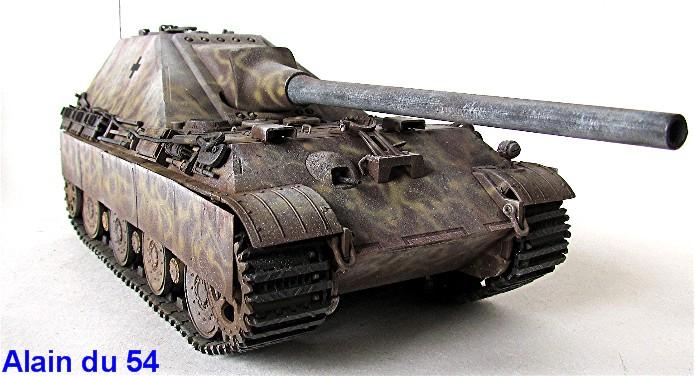 Jagdpanther II Amusing Hobby 1/35 IMG_5112