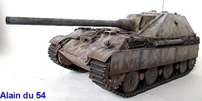 Jagdpanther II Amusing Hobby 1/35 IMG_5113