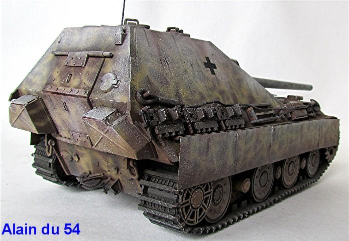 Jagdpanther II Amusing Hobby 1/35 IMG_5114