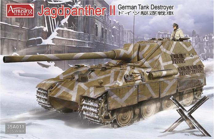 Jagdpanther II Amusing Hobby 1/35 Jagdpanther%20II