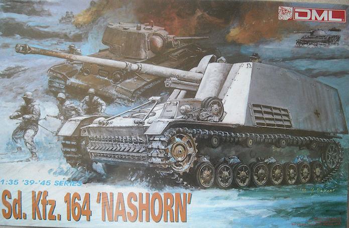 Sd.Kfz. 164 Nashorn 1/35 Dragon 1%20SDKFZ164