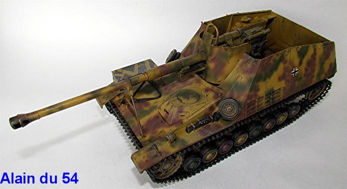 Sd.Kfz. 164 Nashorn 1/35 Dragon IMG_3801