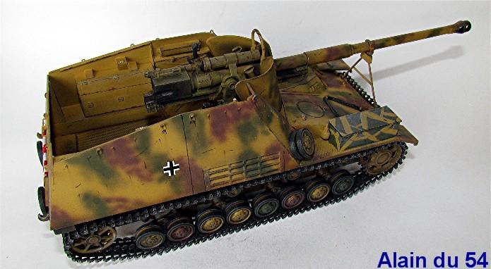 Sd.Kfz. 164 Nashorn 1/35 Dragon IMG_3803
