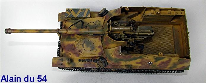Sd.Kfz. 164 Nashorn 1/35 Dragon IMG_3805
