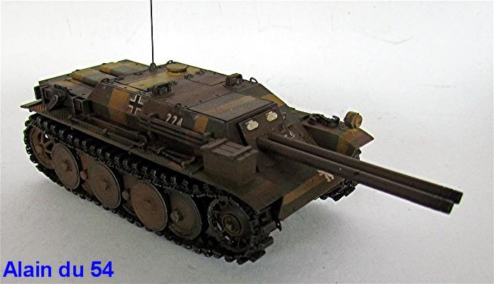 Rutscher Panzerkleinzerstoerer E-5 1/35 MBK Amusing Hobby  IMG_8137