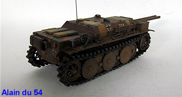 Rutscher Panzerkleinzerstoerer E-5 1/35 MBK Amusing Hobby  IMG_8138