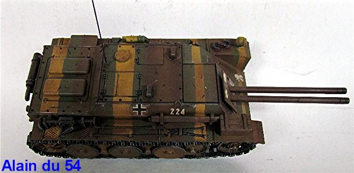 Rutscher Panzerkleinzerstoerer E-5 1/35 MBK Amusing Hobby  IMG_8139