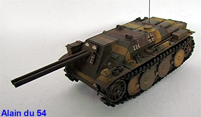 Rutscher Panzerkleinzerstoerer E-5 1/35 MBK Amusing Hobby  IMG_8140