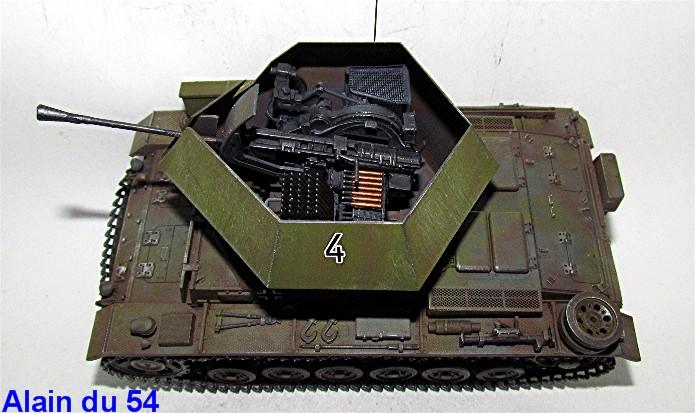 Flakpanzer III 37mm Ostwind 1/35 Mix Italeri/Dragon IMG_8448