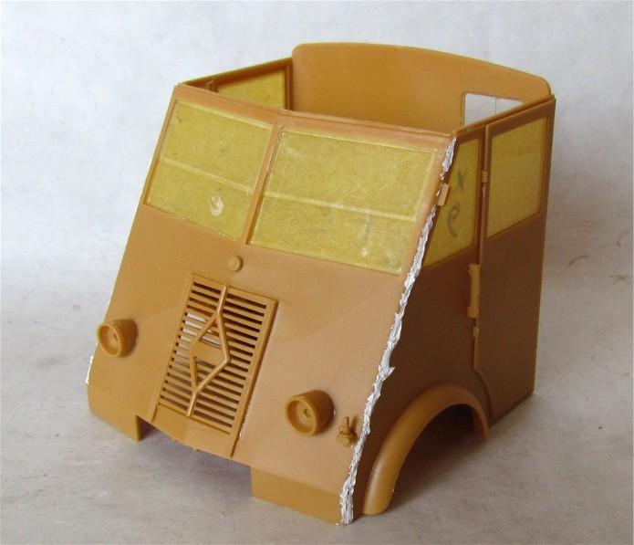 Lastkraftwagen 3,5 t AHN 1/35 ICM FINI IMG_1182