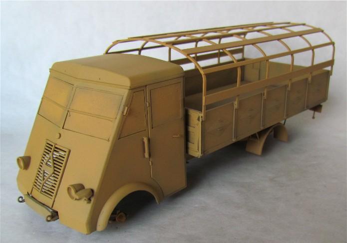 Lastkraftwagen 3,5 t AHN 1/35 ICM FINI IMG_1198