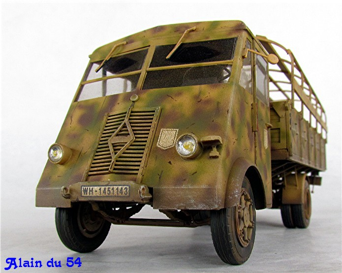 Lastkraftwagen 3,5 t AHN 1/35 ICM FINI - Page 2 Sm5