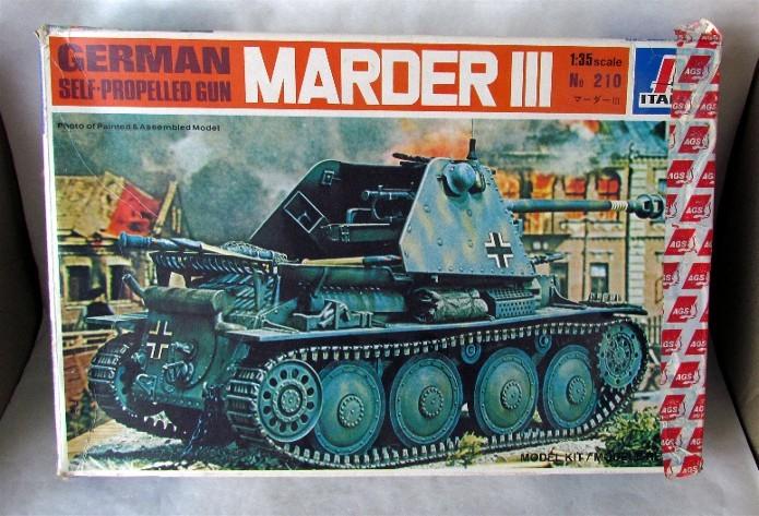 MARDER III Italeri 1/35 FINI IMG_1523