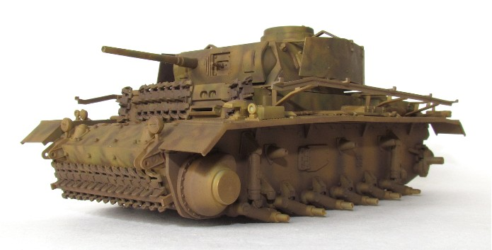 Pzbeobwg. III Ausf. H, Sd.Kfz. 143 1/35 Dragon Imperial Series FINI - Page 2 IMG_2612