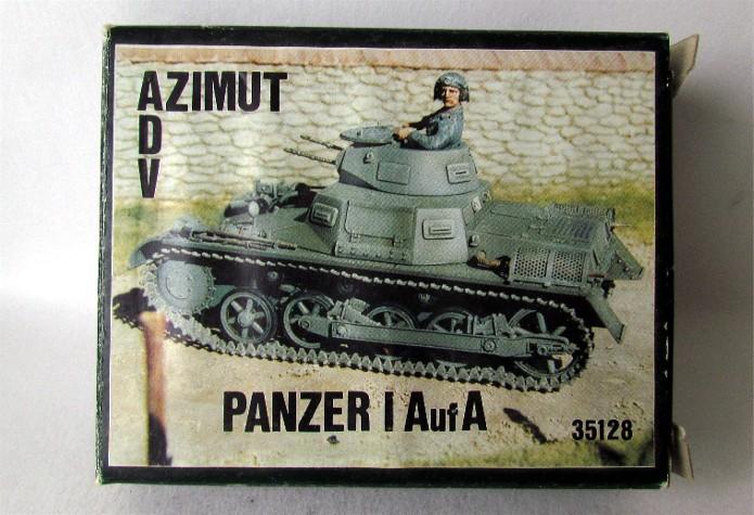 Panzer I Ausf A 1/35 Conversion base Azimut/ADV + boîte à rabiot. FINI IMG_2997