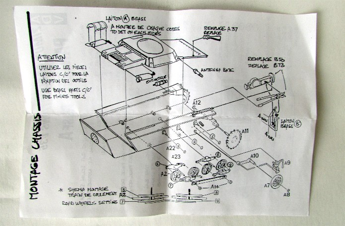 Panzer I Ausf A 1/35 Conversion base Azimut/ADV + boîte à rabiot. FINI IMG_3002